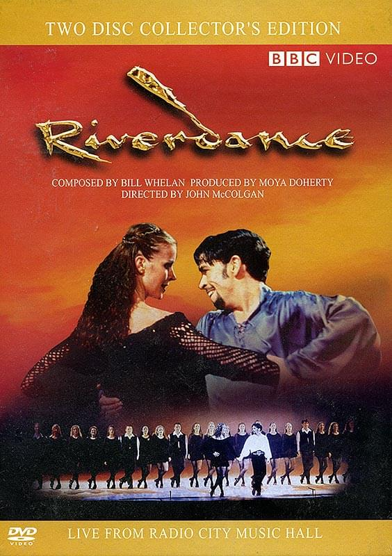Riverdance - Live From Radio City Music Hall - 2-DVD Set