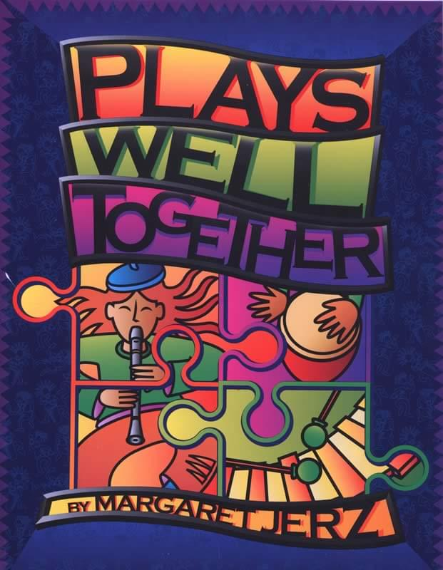 Plays Well Together - Book