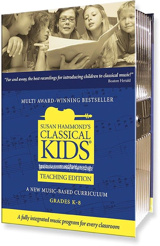 Product Detail Classical Kids Teaching Edition 14 Disc Set