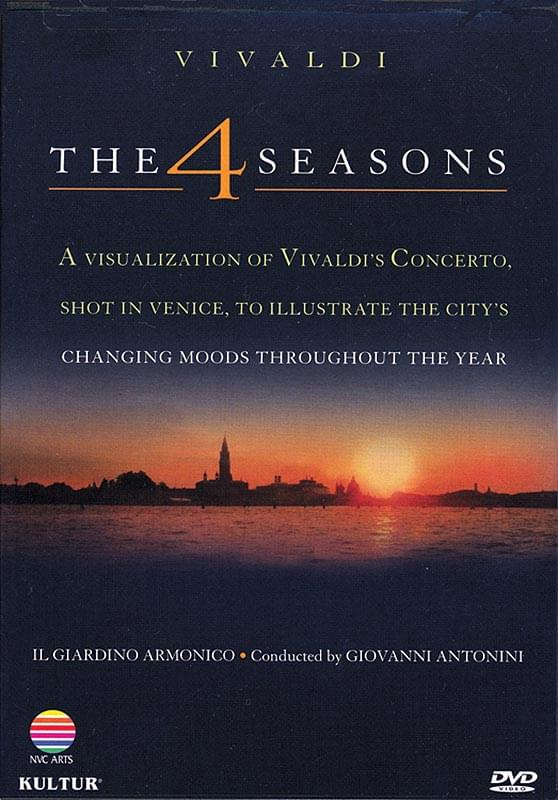 Vivaldi - The 4 Seasons - A Visualization Of Vivaldi's Concerto - DVD