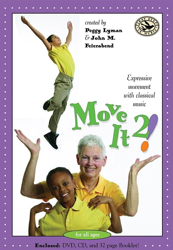 Move It! 2 - DVD, Guidebook, & CD