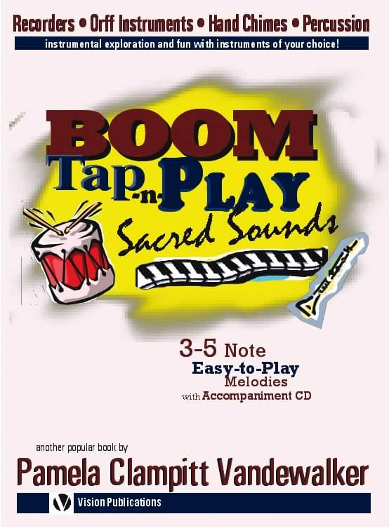 Boom Tap-N-Play - Sacred Sounds