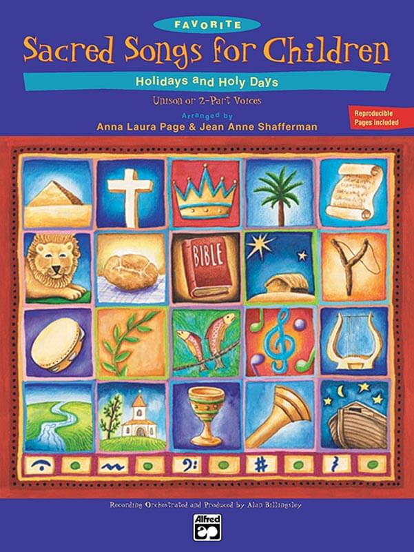 Favorite Sacred Songs For Children - Holidays And Holy Days