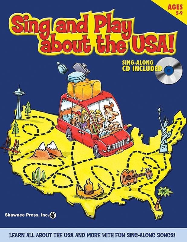Sing And Play About The USA!