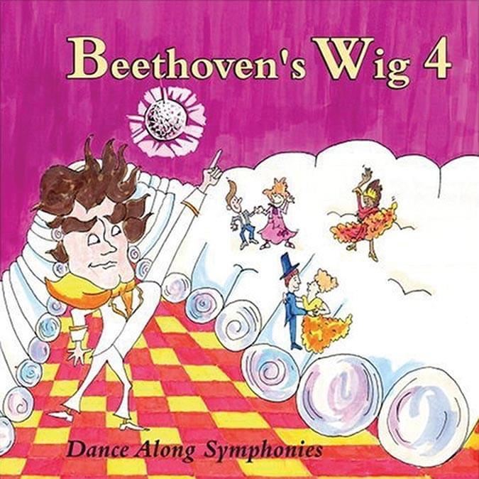Beethoven's Wig 4 - Dance Along Symphonies - CD