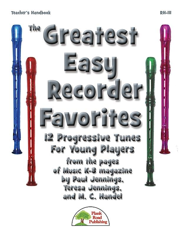 Greatest Easy Recorder Favorites, The