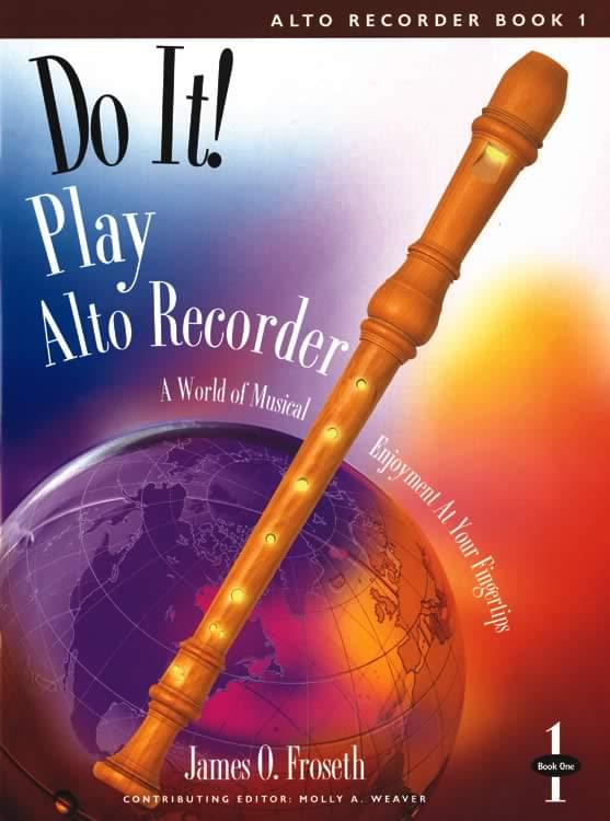 Do It! - Play Alto Recorder - Student Book 1