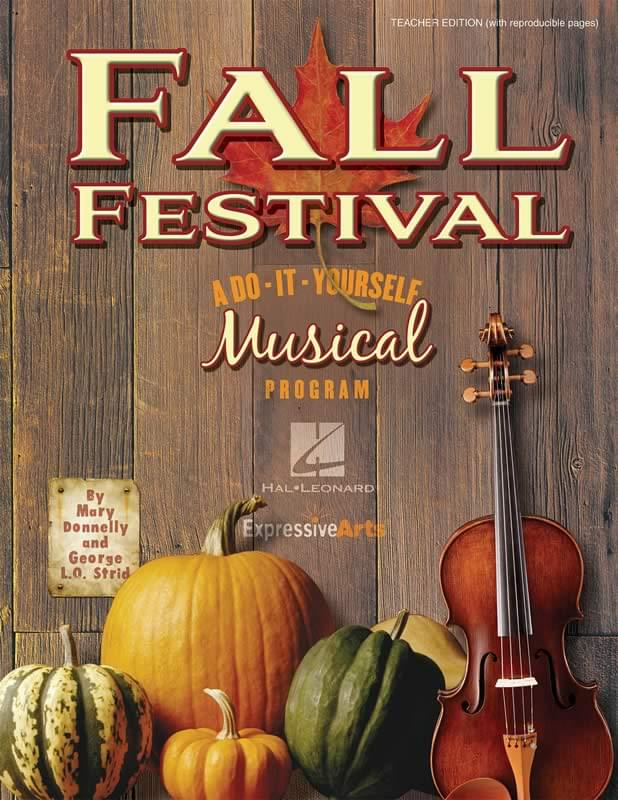 Fall Festival - Teacher's Ed. & Accompaniment Tracks Only CD