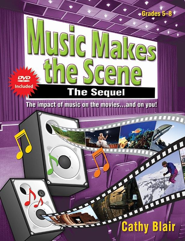 Music Makes The Scene: The Sequel