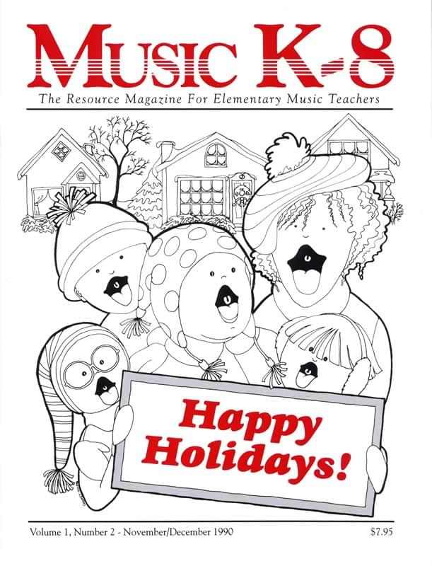 Music K-8, Vol. 1, No. 2