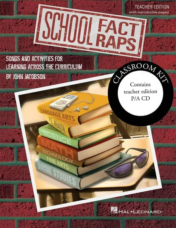 School Fact Raps - Classroom Kit