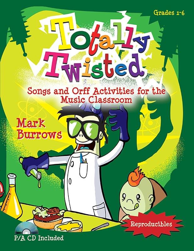 Totally Twisted - Book/CD