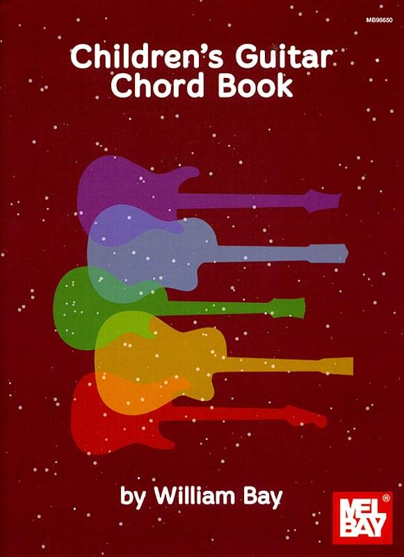 Children's Guitar Chord Book