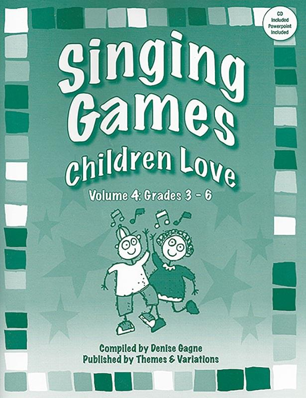 Singing Games Children Love Vol. 4