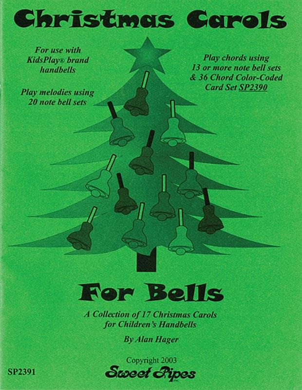 Christmas Carols For Bells - Book