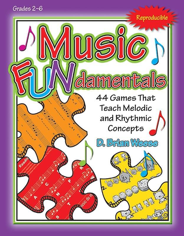Music FUNdamentals - Reproducible Book