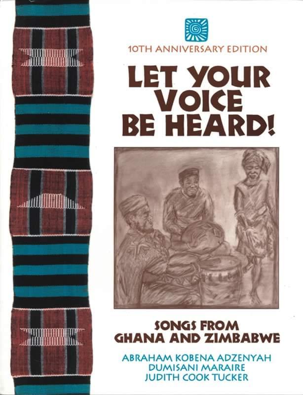 Abraham Dumisani Maraire African Story Songs