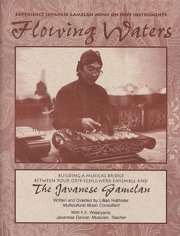Flowing Waters Cover
