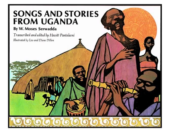 Songs And Stories From Uganda Cover