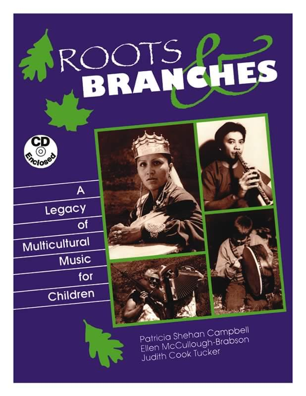 Roots & Branches - A Legacy Of Multicultural Music For Children Cover