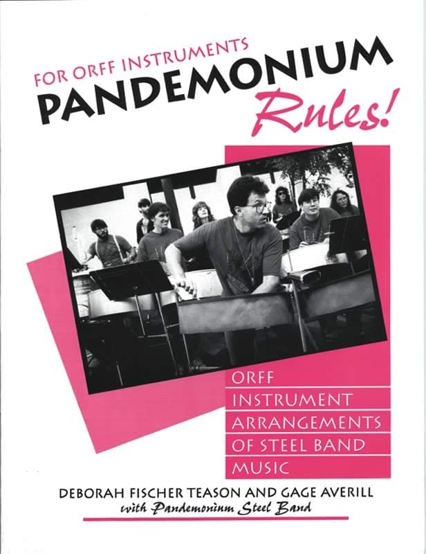 Pandemonium Rules! Cover