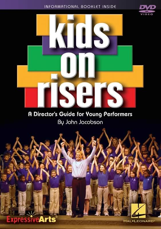 Kids On Risers - DVD/Booklet
