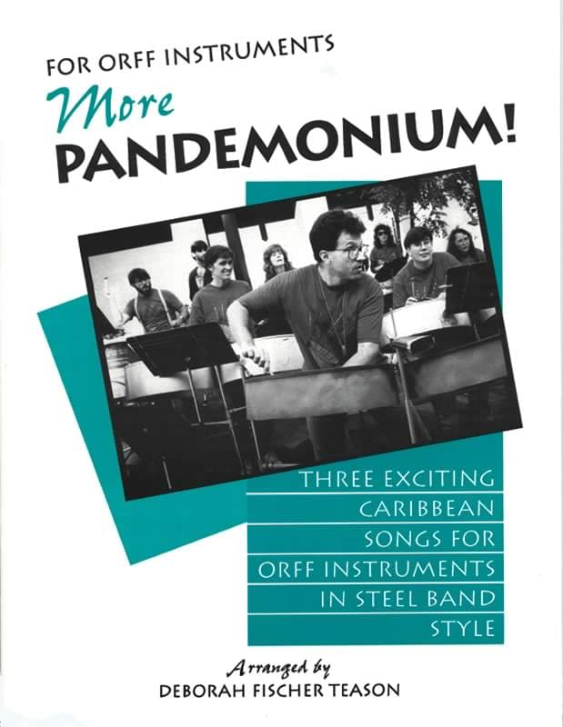More Pandemonium! Cover
