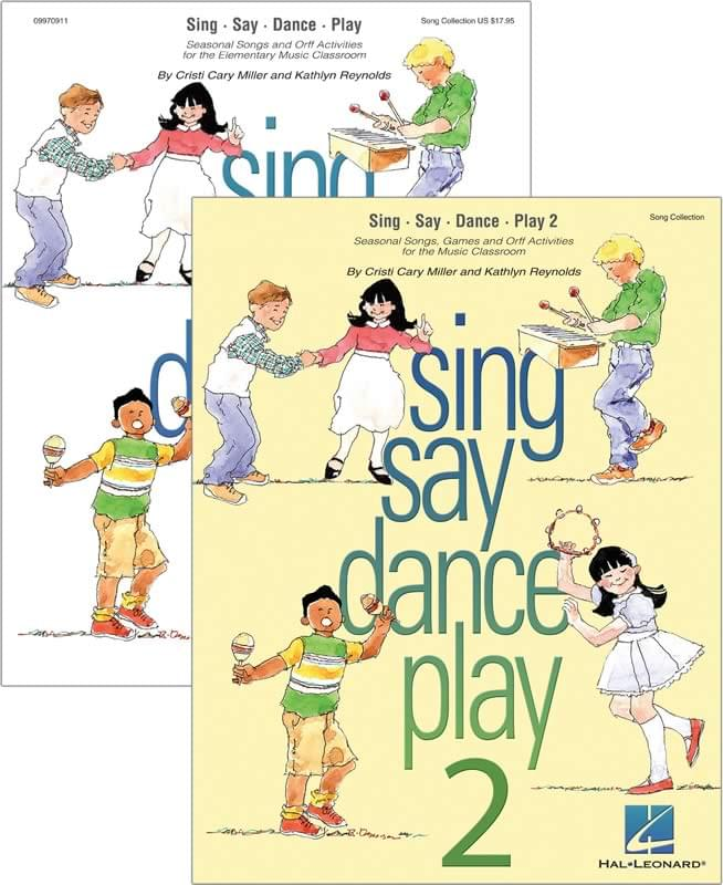 Both Sing Say Dance Play Song Collections