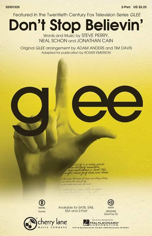 Don't Stop Believin' - (Glee)