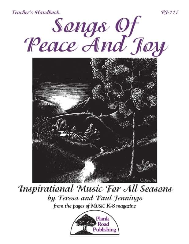 Songs Of Peace And Joy