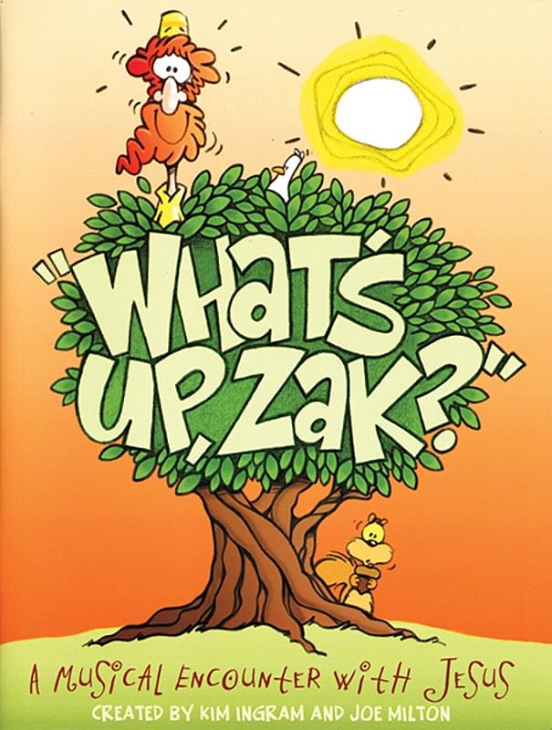 What's Up, Zak? - Director's Edition (Book, Score, Notes, Listening CD)