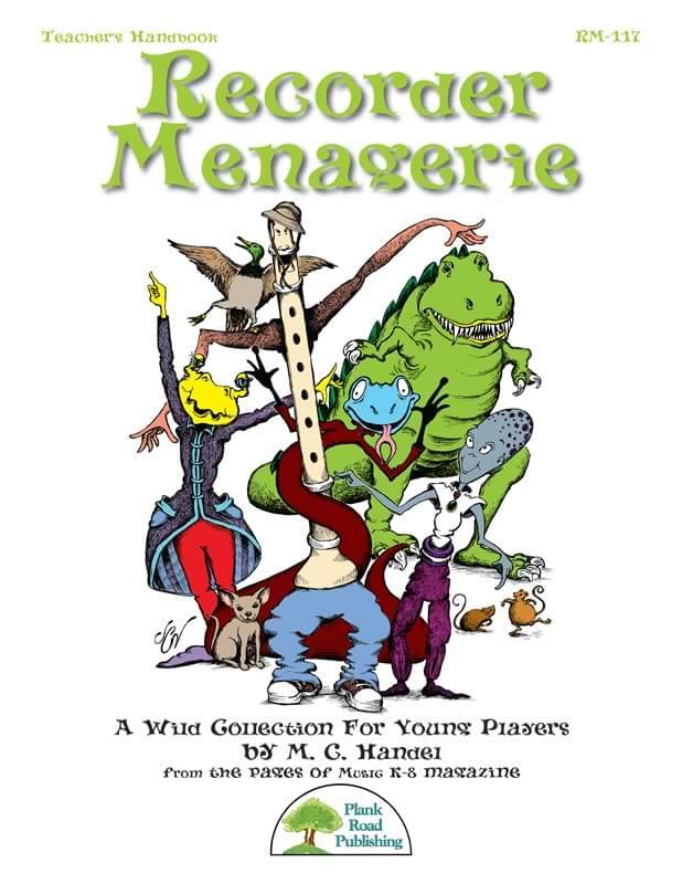 Recorder Menagerie