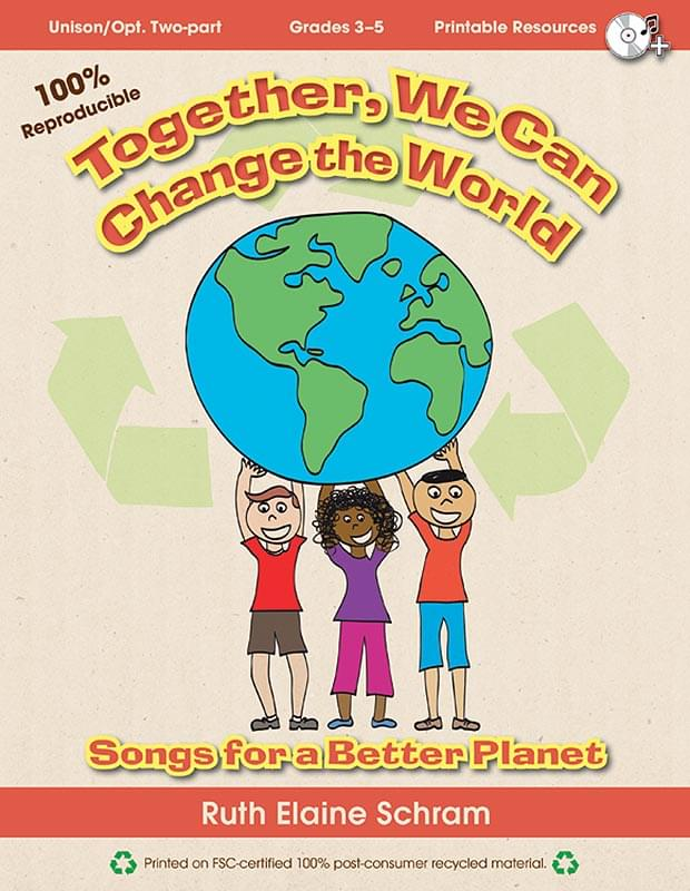 Together, We Can Change The World - Musical/Enhanced CD