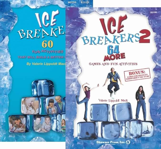 Both Ice Breakers Books