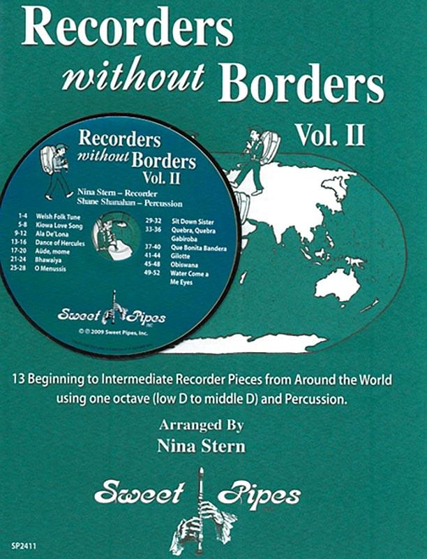 Recorders Without Borders - Vol. 2