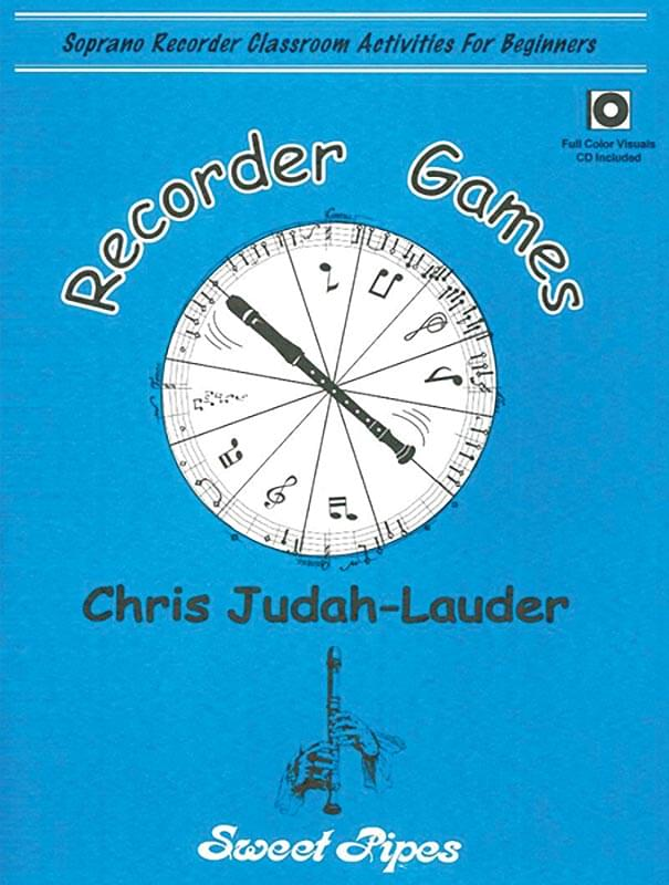 Recorder Games by Chris Judah-Lauder