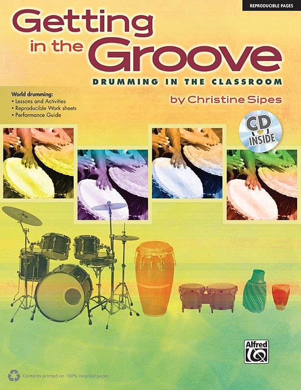 Getting In The Groove - Book/CD