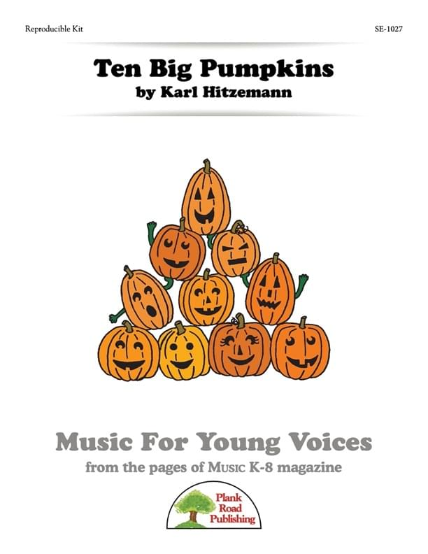 Ten Big Pumpkins