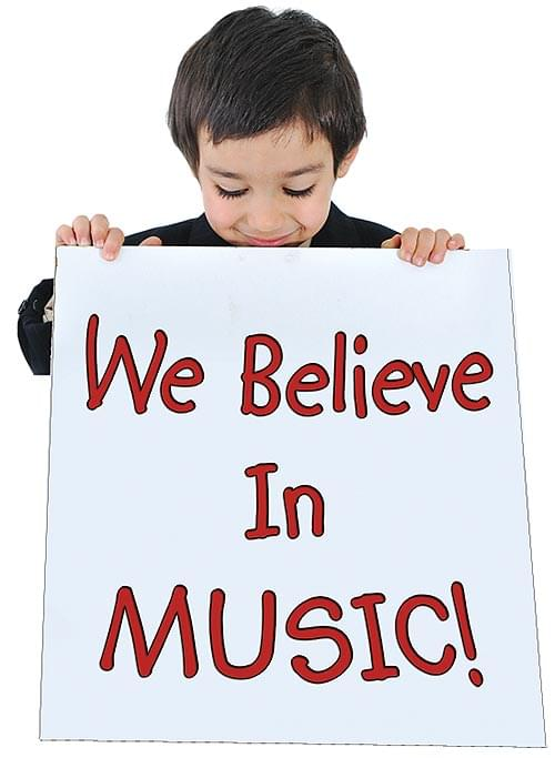 We Believe In Music