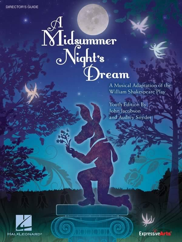 A Midsummer Night's Dream - Preview Pak (1 Libretto/Vocal & Preview CD)