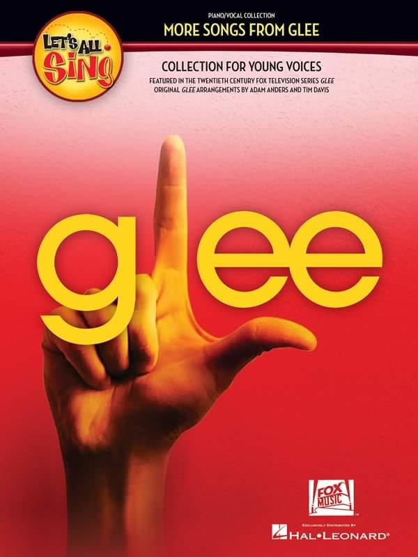 Let's All Sing... MORE Songs From Glee - Singer's Edition 10-Pak