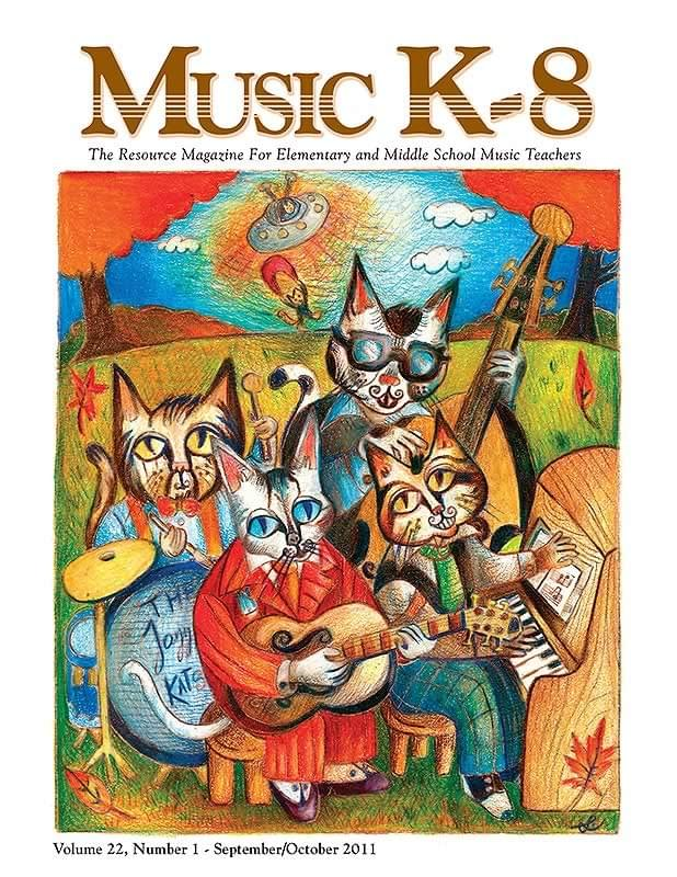 Music K-8, Vol. 22, No. 1