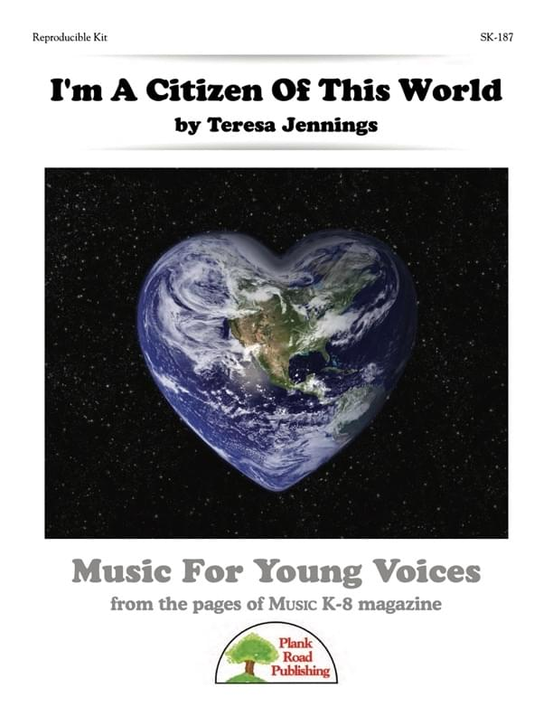 I'm A Citizen Of This World