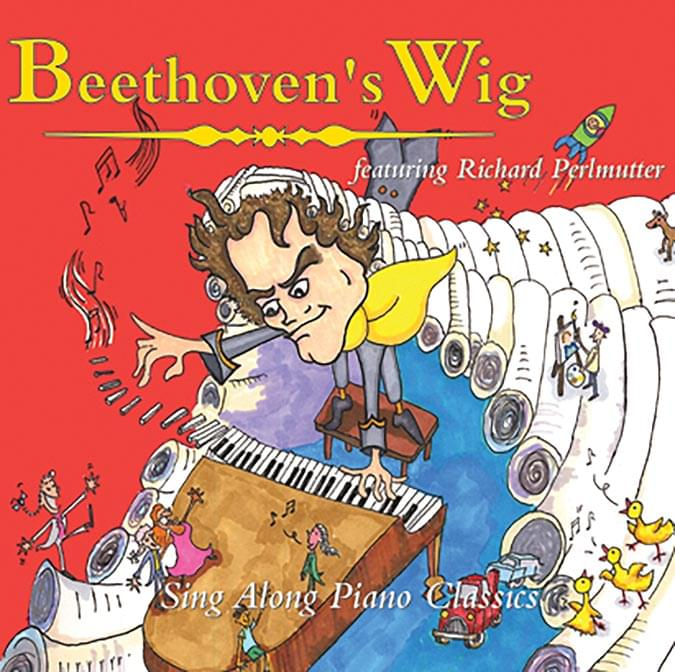 Beethoven's Wig 5 - Sing Along Piano Classics - CD