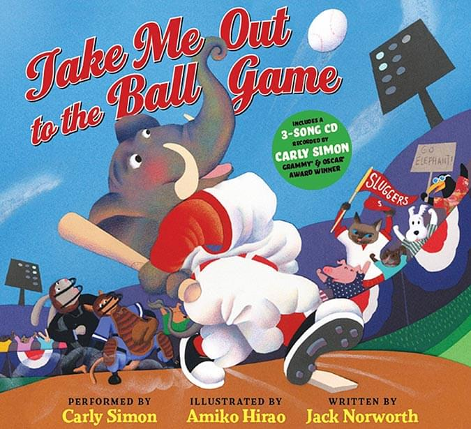 Take Me Out To The Ball Game - Book/CD