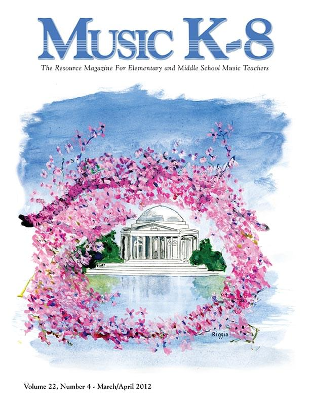 Music K-8, Vol. 22, No. 4