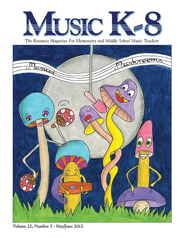 Music K-8, Vol. 22, No. 5