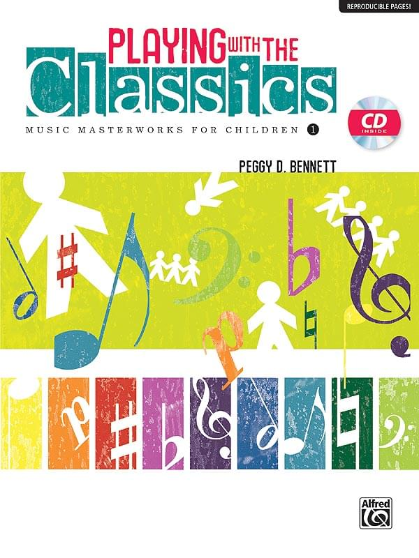Playing With The Classics - Volume 1 - Book/CD
