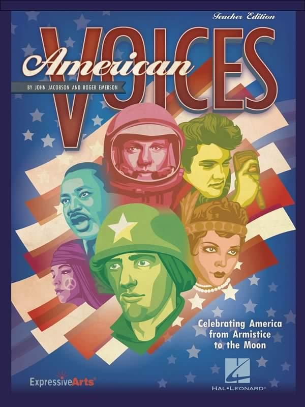 American Voices - Preview CD