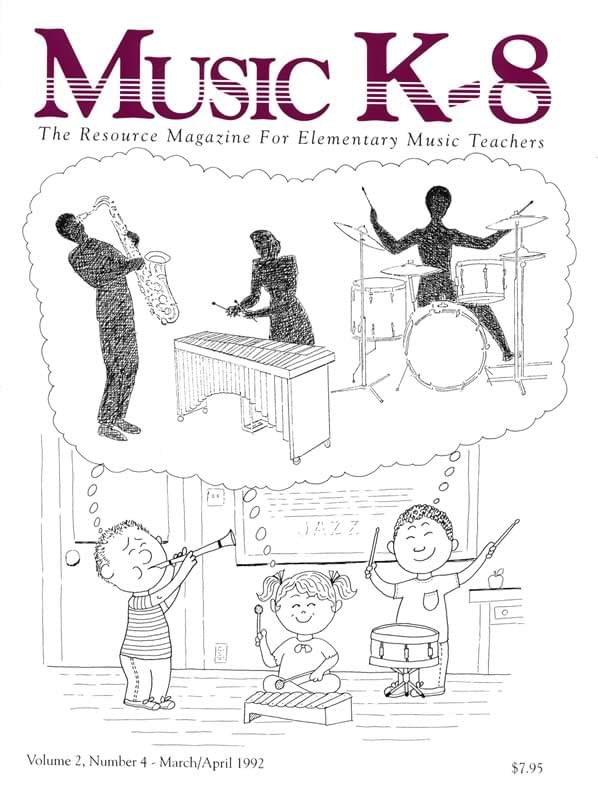 Music K-8, Vol. 2, No. 4